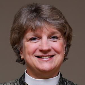 Bishop Ann M Svennungsen